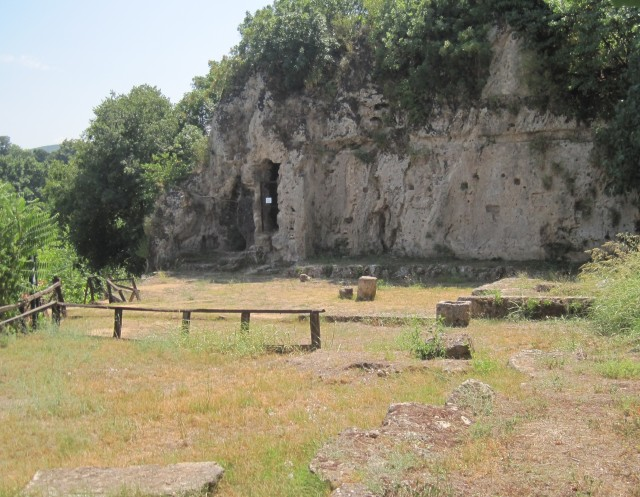 Site of Aristotle's School