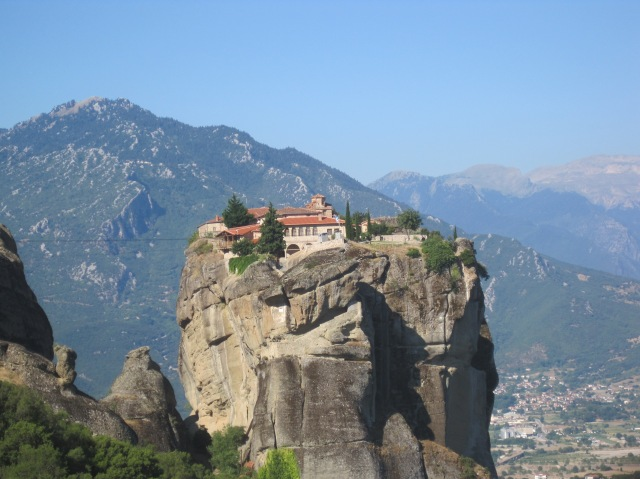 Monastery at Meteora (which one???)