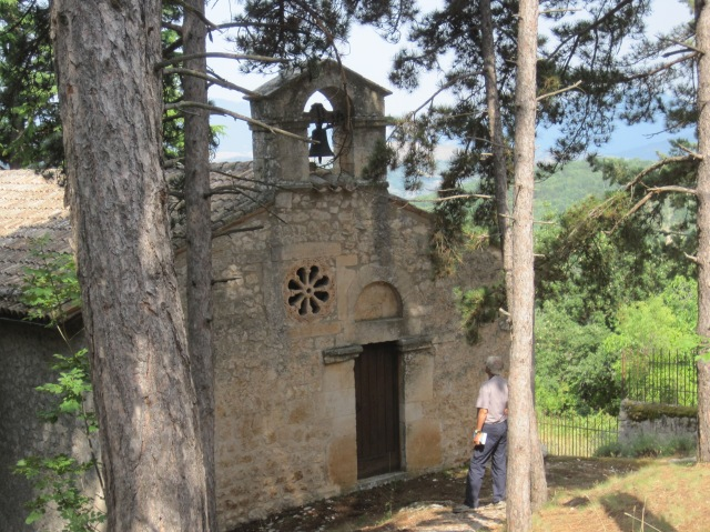 San Pellegrino Church, Bominaco