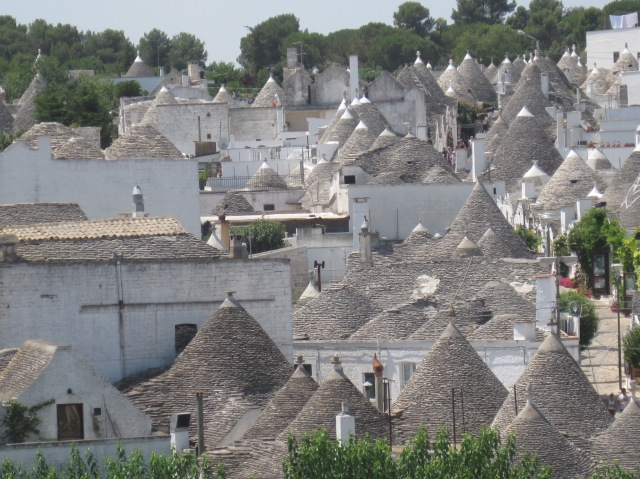 "Alberobello, the ""Disneyland"" of Puglia"