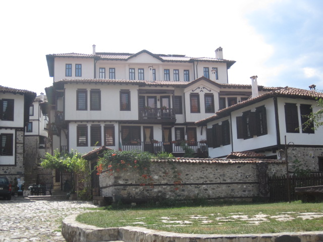 "House in the ""Ethnograp​hic Area Complex"", Zlatograd,  Bulgaria"