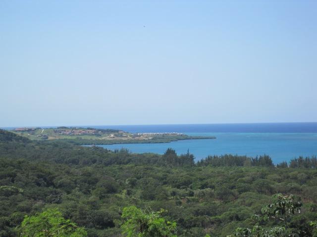 Roatan Island scenery, Honduras