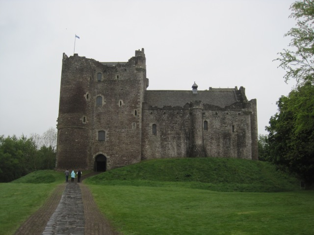 Doune Castle, near Stirling