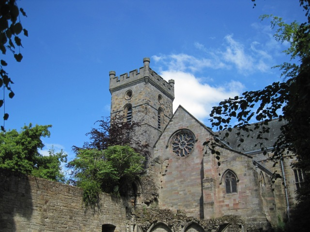Culross Abbey, Fife