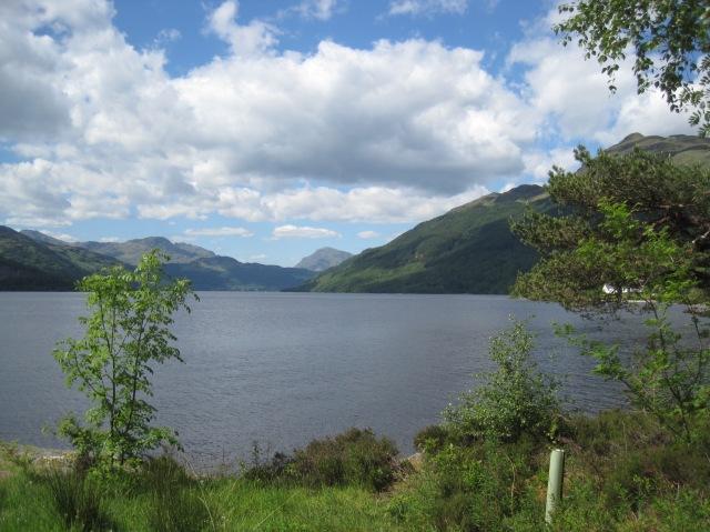 """On """"The Bonnie Banks o' Loch Lomond"""""""