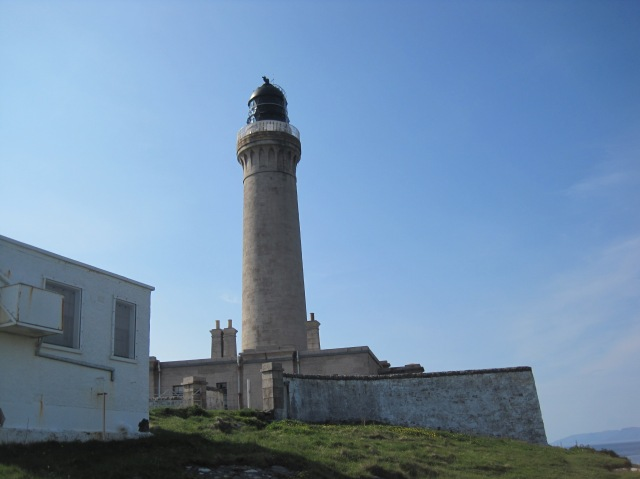 Ardnamurchan, the  most westerly point on the British mainland