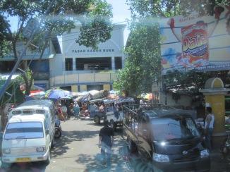 Street scene on Lombok