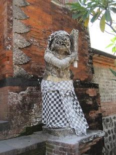 At the Lingsar Temple, Lombok