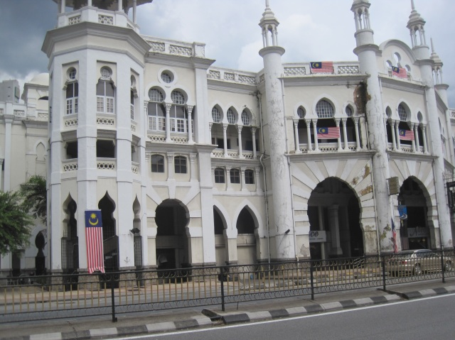 The old station, Kuala Lumpur