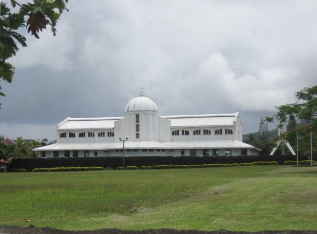 Holy Family Cathedral, American Samoa