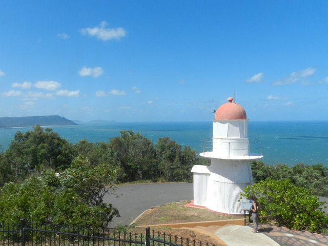 Captain Cook's lookout, Cooktown