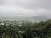 View towards Cairns from Kuranda Scenic Railway