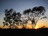 Sunset at Mt Hart
