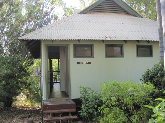 Our bungalow at El Questro