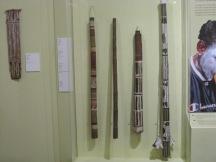Didgeridoos, Darwin museum