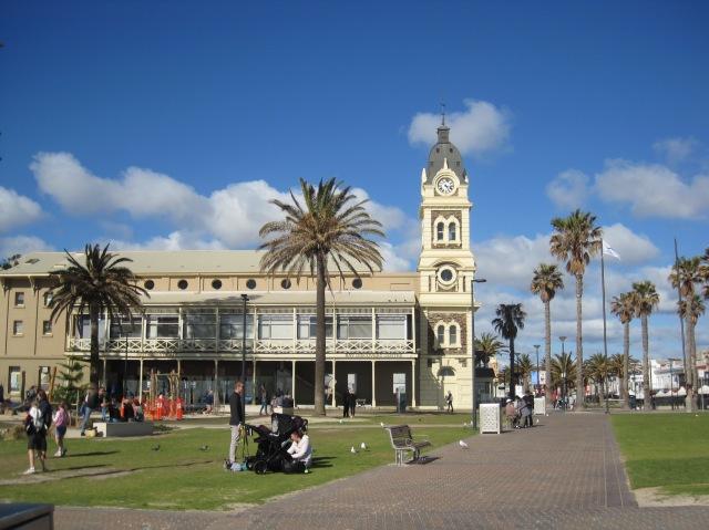 Glenelg, near Adelaide