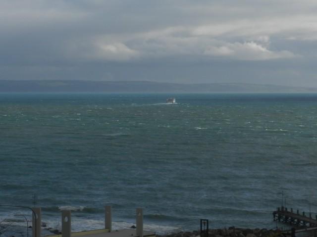 Ferry to Kangaroo Island