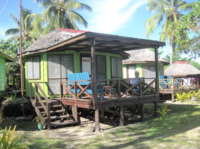 Our fale at Va-i-Moana Savai'i, Samoa