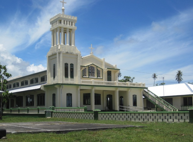 Church in Samoa