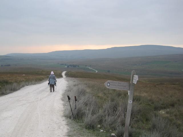 Track towards Ribblehead