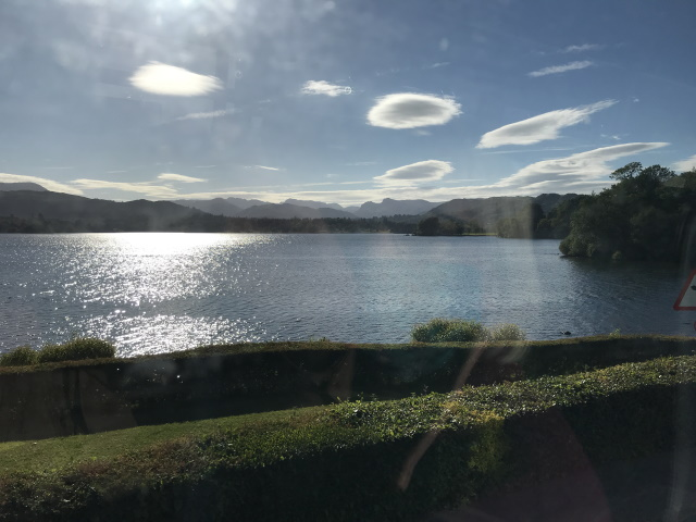 Windermere from the bus