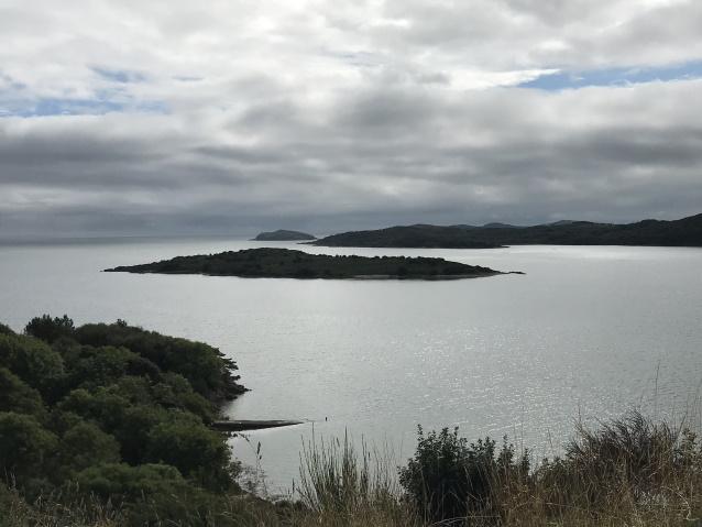 Rough Island at high tide